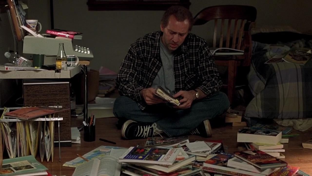 'Adaptation. El ladrón de orquídeas' (Spike Jonze, 2002)