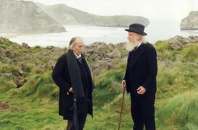 El abuelo (1998), dirigida por José Luis Garci