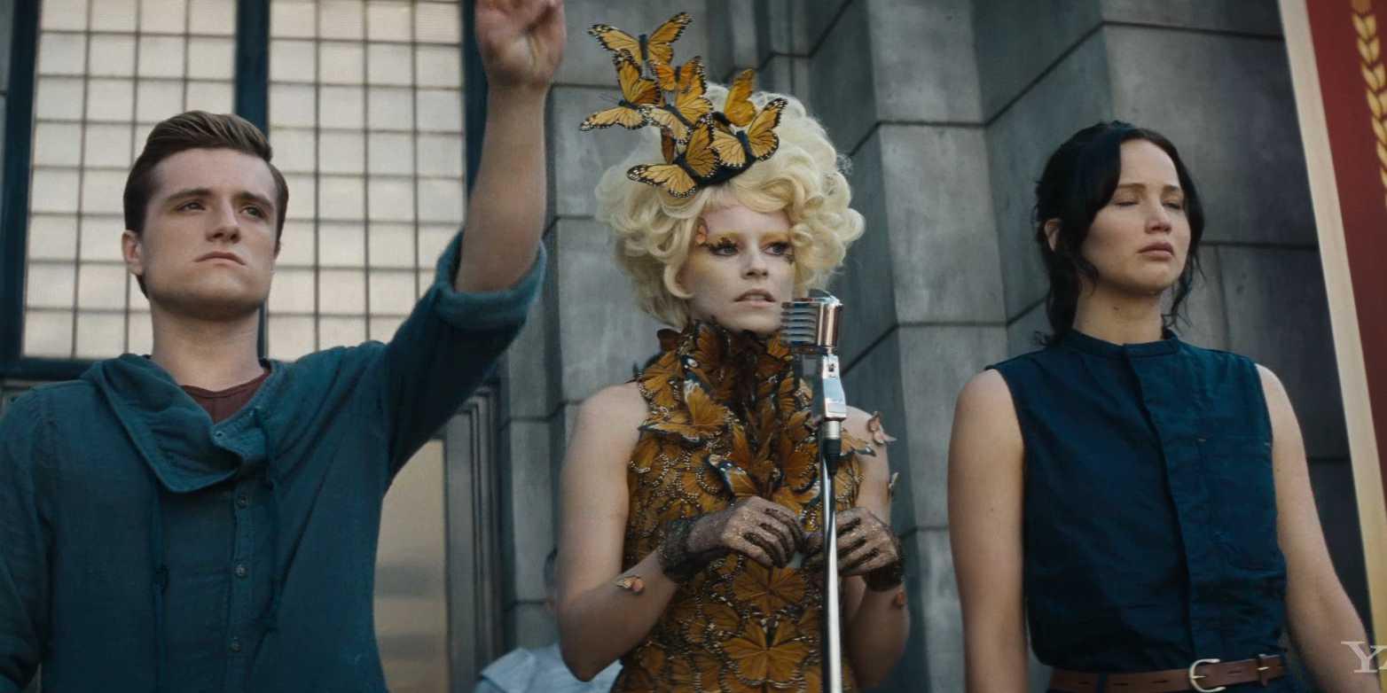 'LJDH: En llamas' (2013, Francis Lawrence)