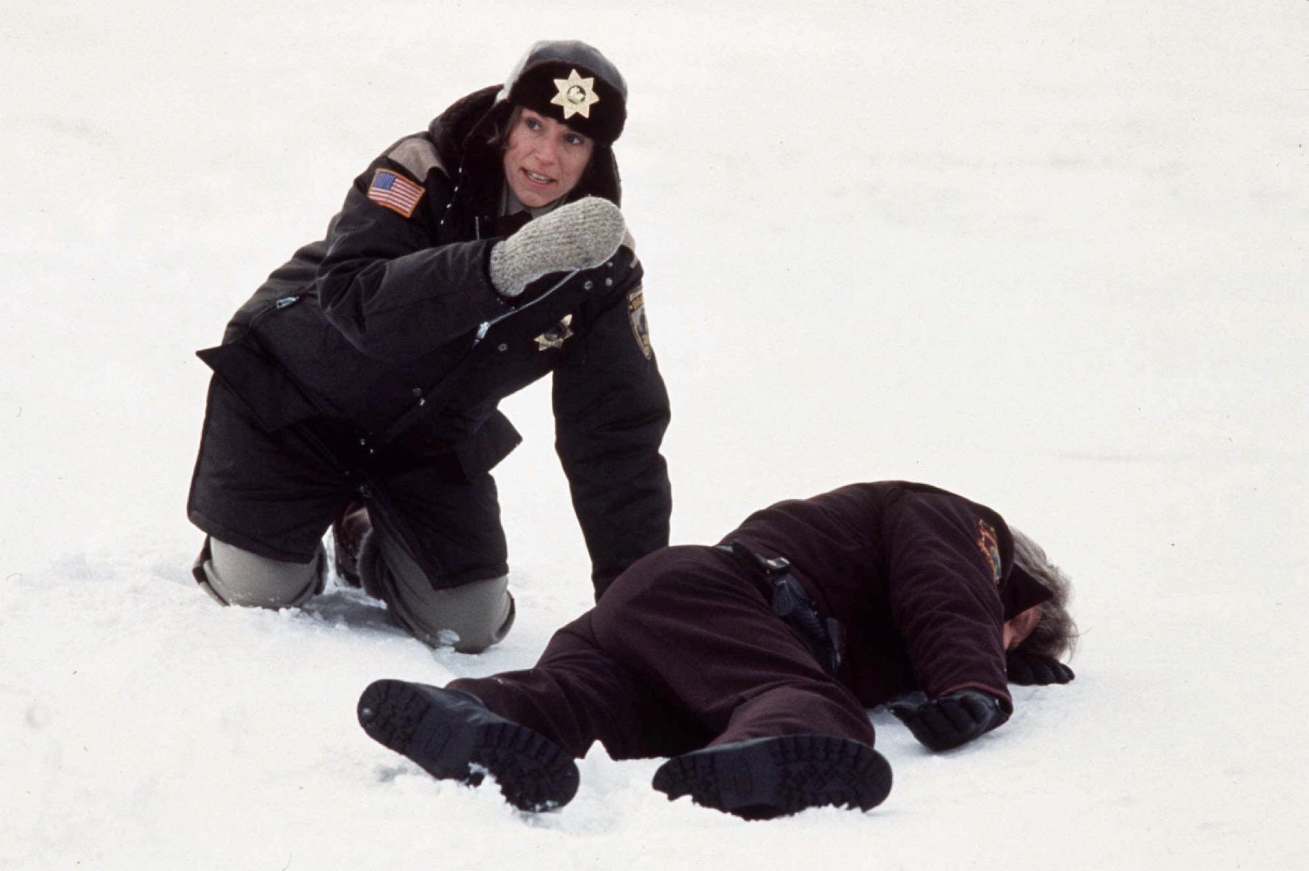 'Fargo' (Joel y Etan Coen, 1996)