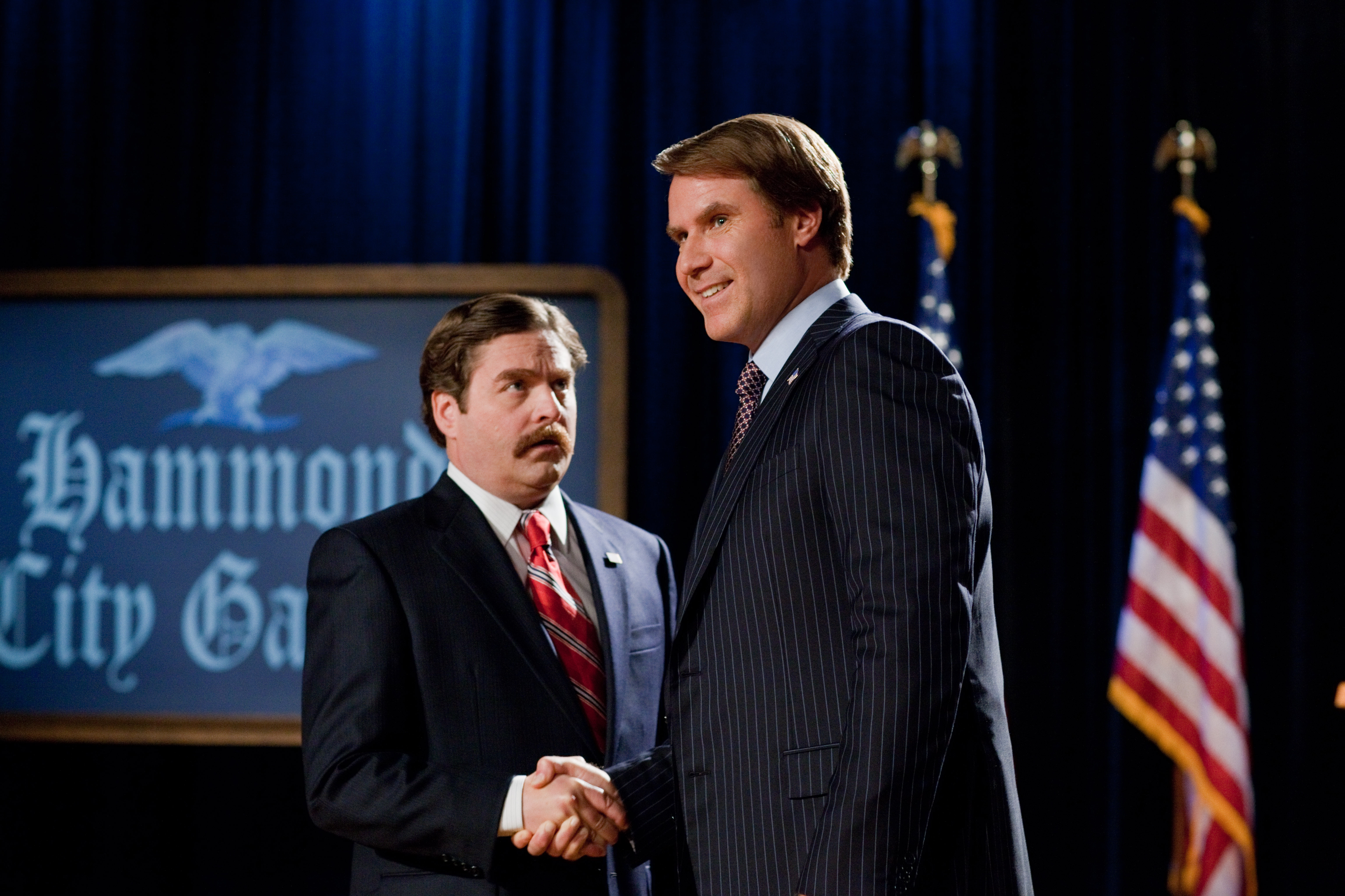 'The Campaign' (Jay Roach, 2012)