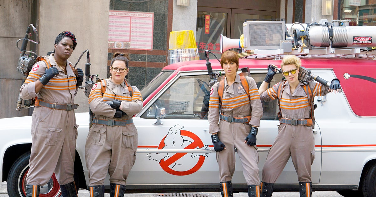 'Ghostbusters' (Paul Feig, 2016)