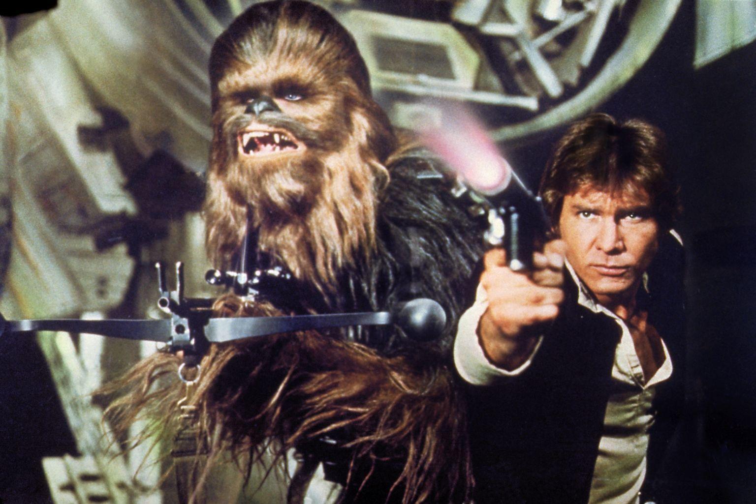 'La Guerra de las Galaxias' (George Lucas, 1977)