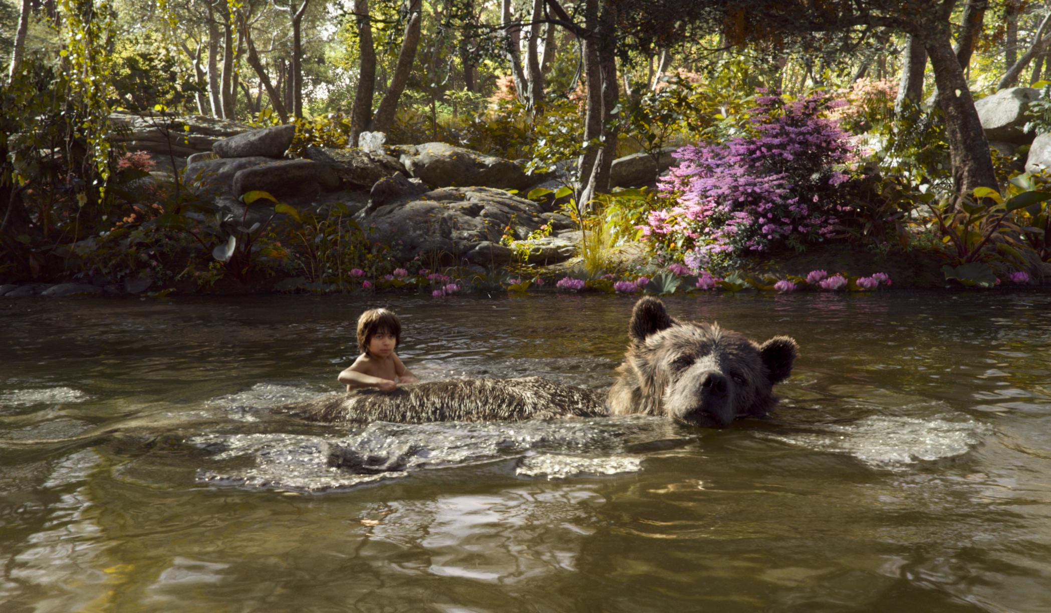 'El libro de la selva' (Jon Favreau, 2016)